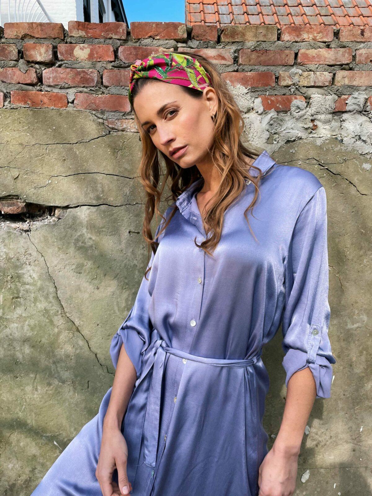 DRESS Alexine lilac