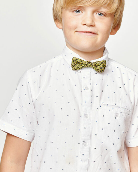 green bowtie for kids